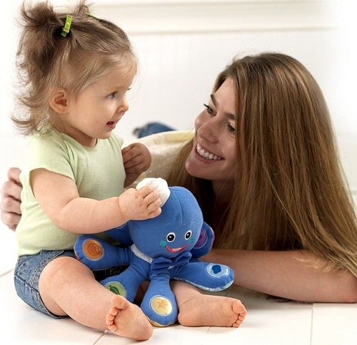 Best Toys for Babies Aged 0-6 Months, the lot dallas, Octopus