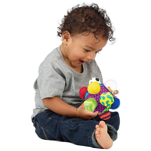 toys for babies of 0-6 months old, the lot dallas, Bumpy-Ball-2