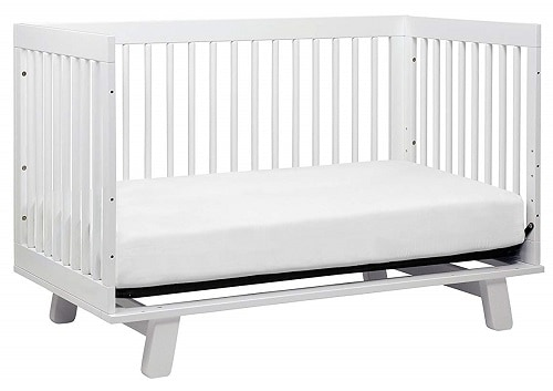Best Baby Cribs, the lot dallas, Babyletto-Hudson-Convertible-Big-Kid.