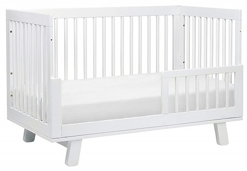 Best Baby Cribs, the lot dallas, Babyletto-Hudson-Convertible-Toddler