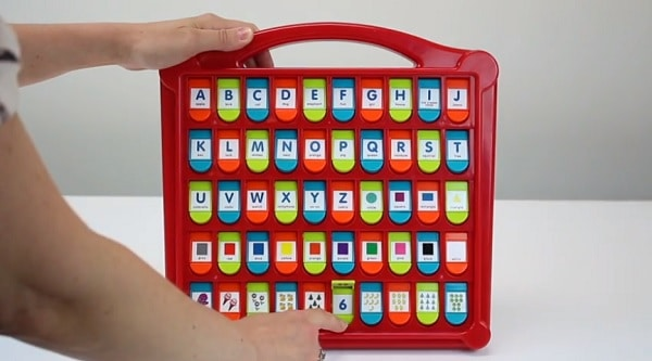 Best Toys for 3-Year-Olds, the lot dallas, Battat-Alphabet-Pop-Up-Toy-number