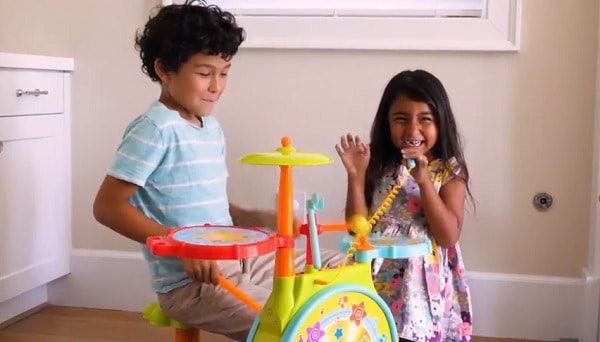Best Toys for 3-Year-Olds, the lot dallas, Best Choice Products drum set