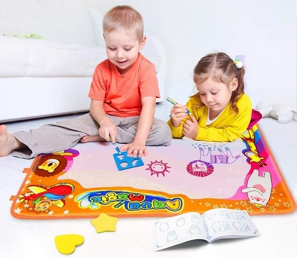 Best Toys for 2-Year-Olds, the lot dallas, Betheaces Water Drawing Mat