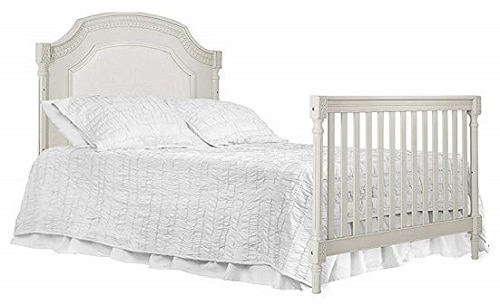 Best Baby Cribs, the lot dallas, Evolur-Julienne-Convertible-Crib-Full-Size-with-Footbaord