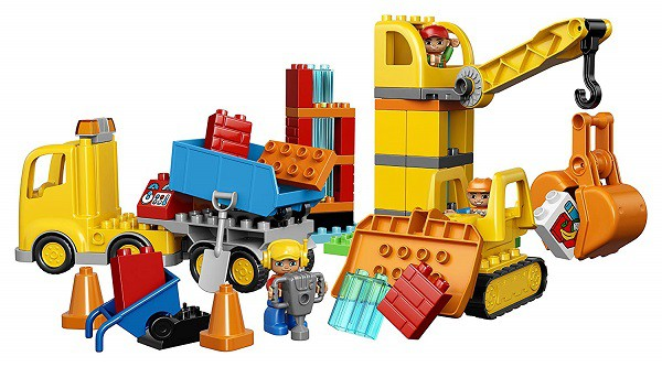 Best Toys for 2-Year-Olds, the lot dallas, LEGO Duplo