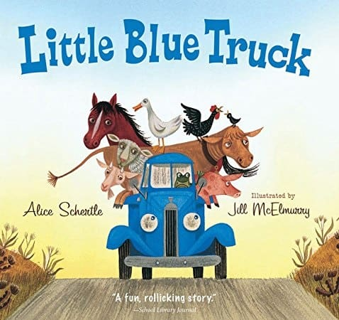 Best Toys for 1 Year Old, the lot dallas, Little-Blue-Truck