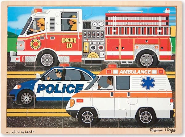 Best Toys for 3-Year-Olds, the lot dallas, Melissa-Doug-Wooden-Jigsaw-Puzzle-cars