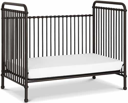 Best Baby Cribs, the lot dallas, Million-Dollar-Baby-Convertible-Crib-Classic-Abigail-Iron-Day-Bed