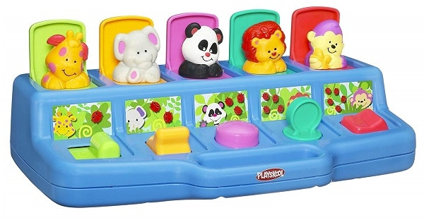 Best Toys for 1-Year-Old, the lot dallas, Playskool-Pop-Up-Activity-Toy