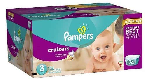 Pampers-Cruisers-size-3-174-count