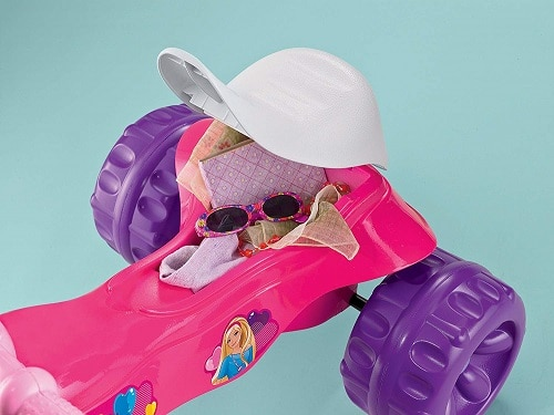 Best Toys for 3-Year-Olds, the lot dallas, Fisher-Price-Tough-Trike-barbie