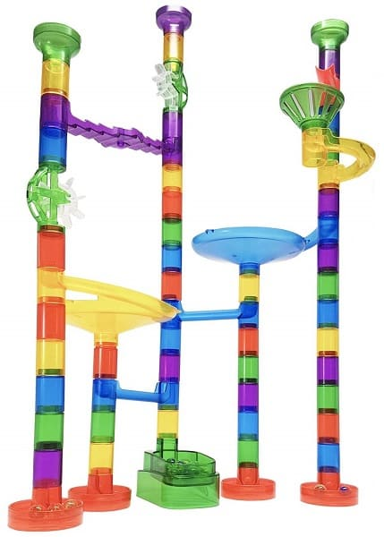 Best Toys for 3-Year-Olds, the lot dallas, Marble-Run-Track-Toy-Set