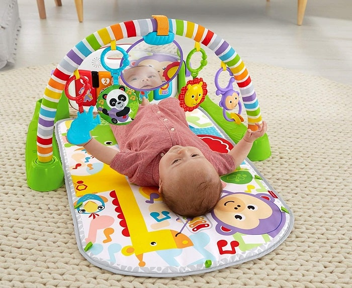 Best Toys for Babies Aged 0-6 Months, the lot dallas, fish baby