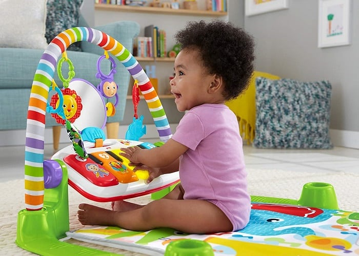 Best Toys for Babies Aged 0-6 Months, the lot dallas, fish