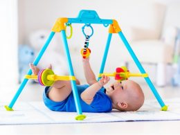 Best Toys for Babies Aged 0-6 Months, the lot dallas