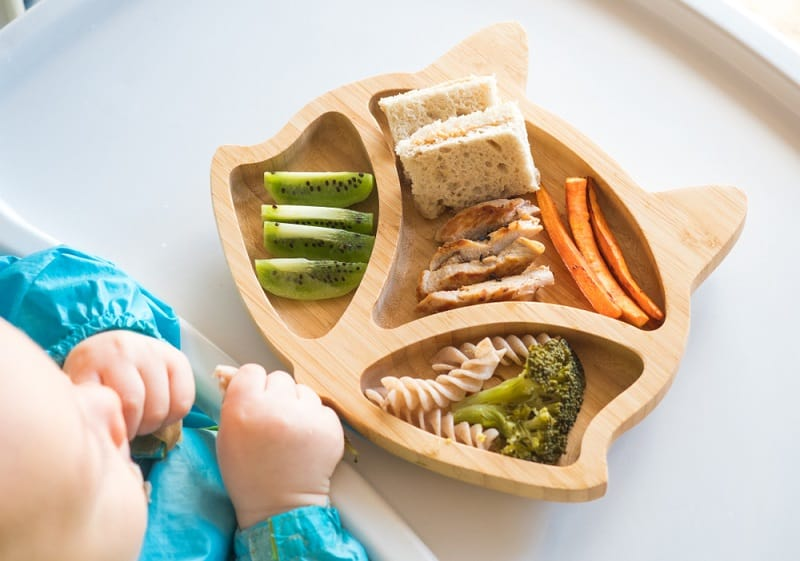 Finger Foods Aged 6 to 12 months pasta