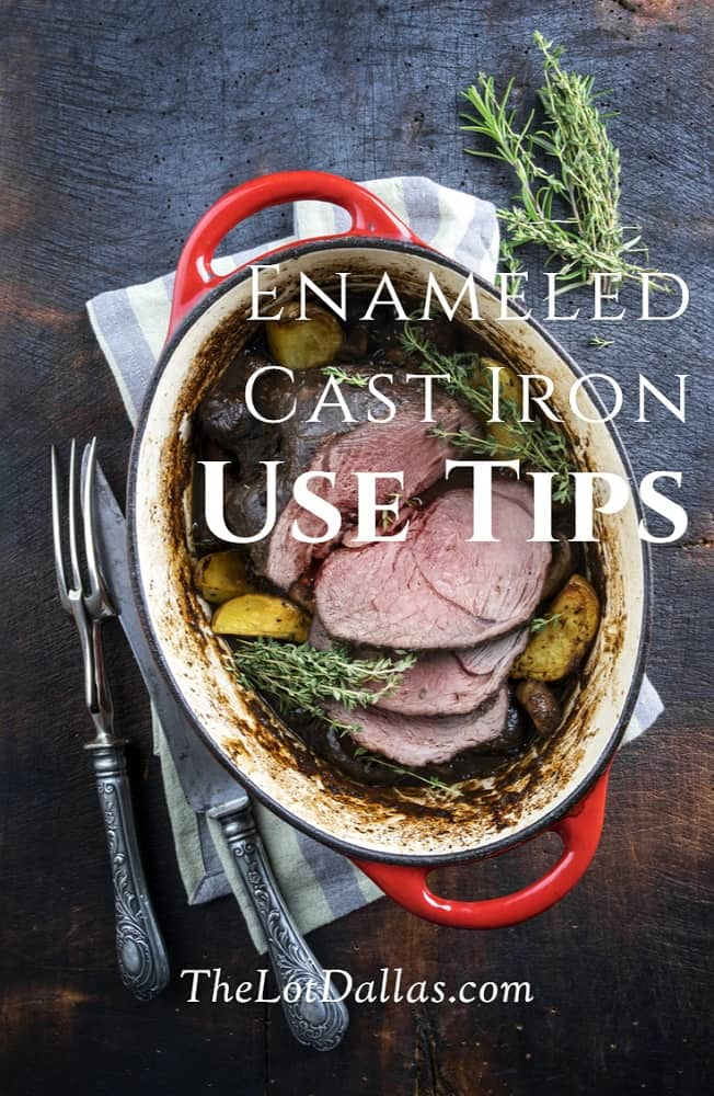 Best lodge enameled cast iron dutch oven tips