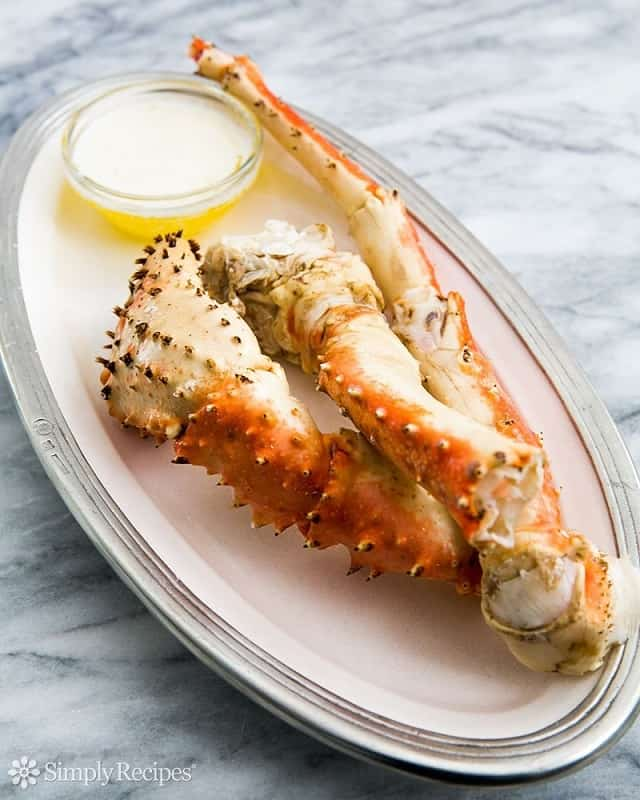 Foods That Start With K, King Crab, the lot dallas