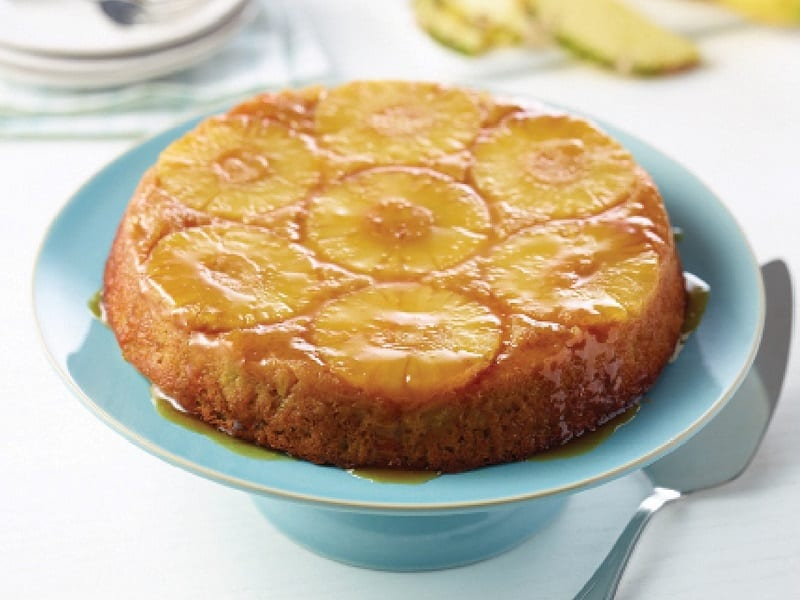Foods That Start With U, Upside-down cake, the lot dallas