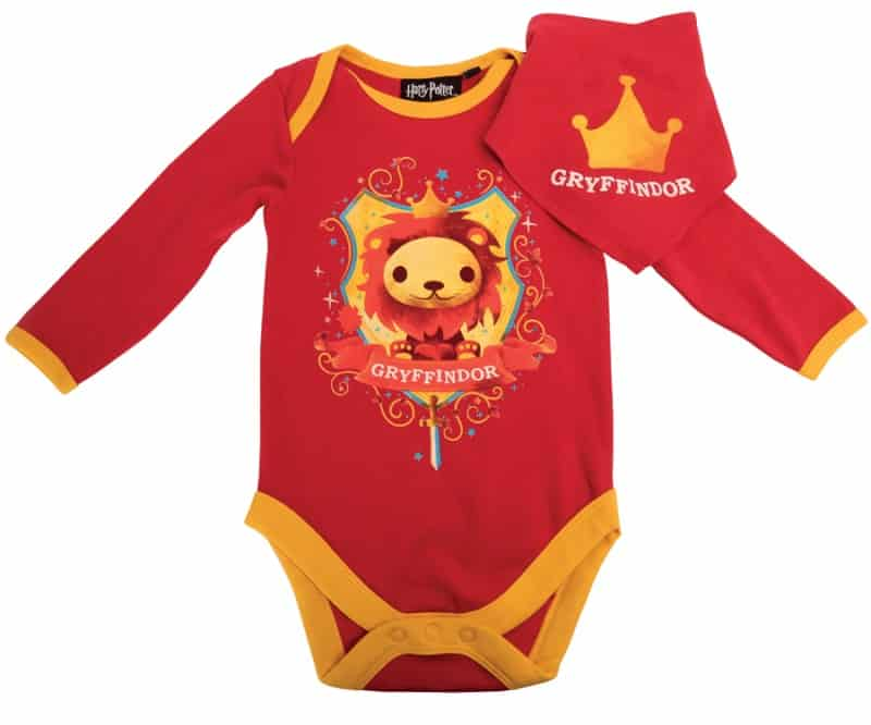 Harry Potter Baby Clothes, gryffindor-house, the lot dallas