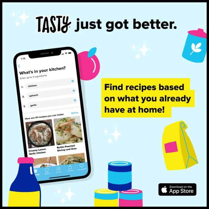 What do i want to eat, the lot dallas, Tasty app