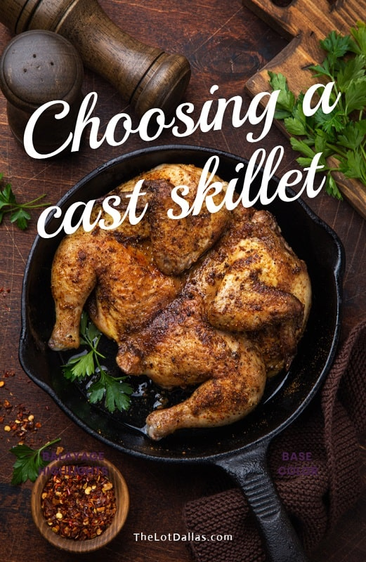 best cast iron grill pan for searing choose