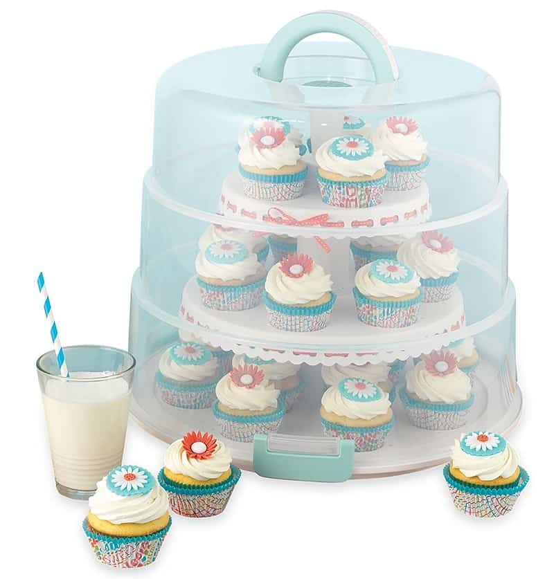 best cupcake carrier, the lot dallas, Sweet Creations