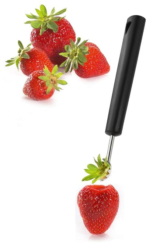 best strawberry huller Triangle