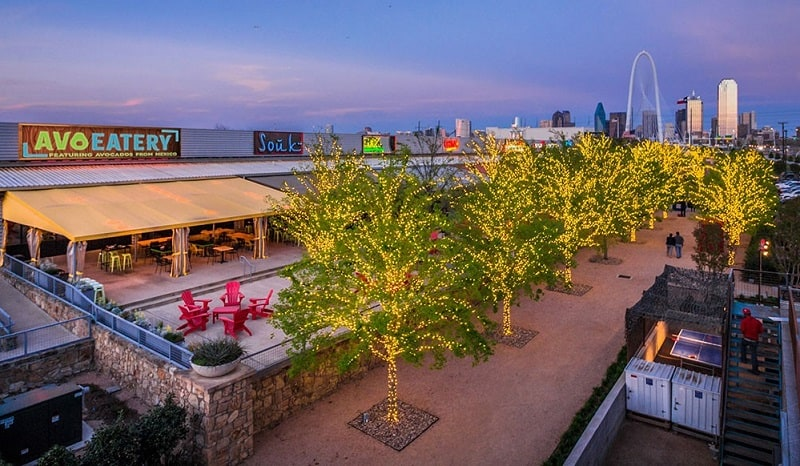fun things to do in dallas with kids Trinity Groves
