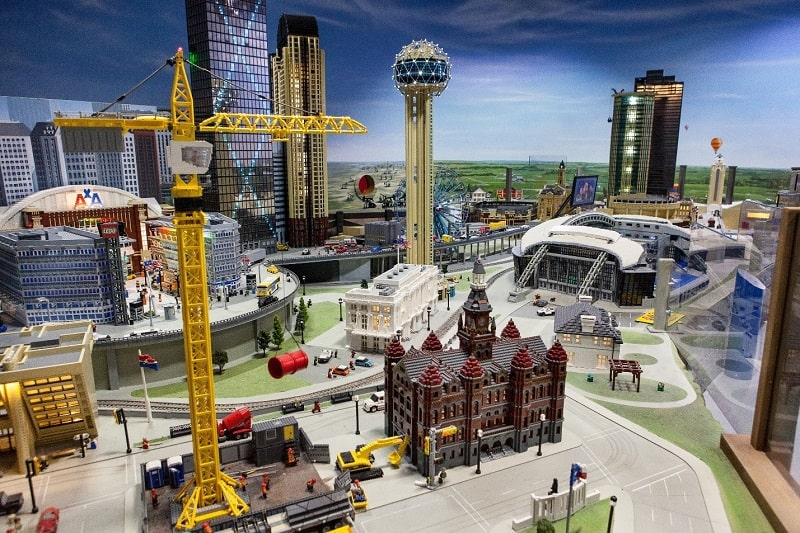 fun things to do in dallas with kids lego