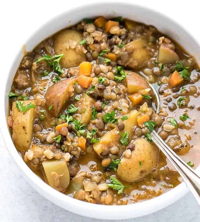 Food That Starts with L, the lot dallas, lentil