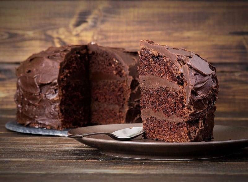 Foods That Start With D, the lot dallas, Devil's Food Cake