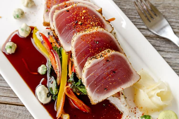 Foods That Start With Y, the lot dallas, Yellowfin Tuna