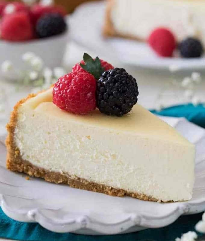 Foods that Start with C, the lot dallas, cheese cake