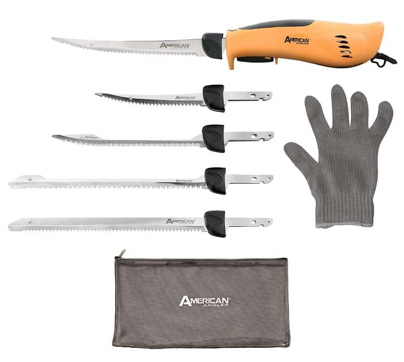 best electric fillet knife, the lot dallas, American Angler