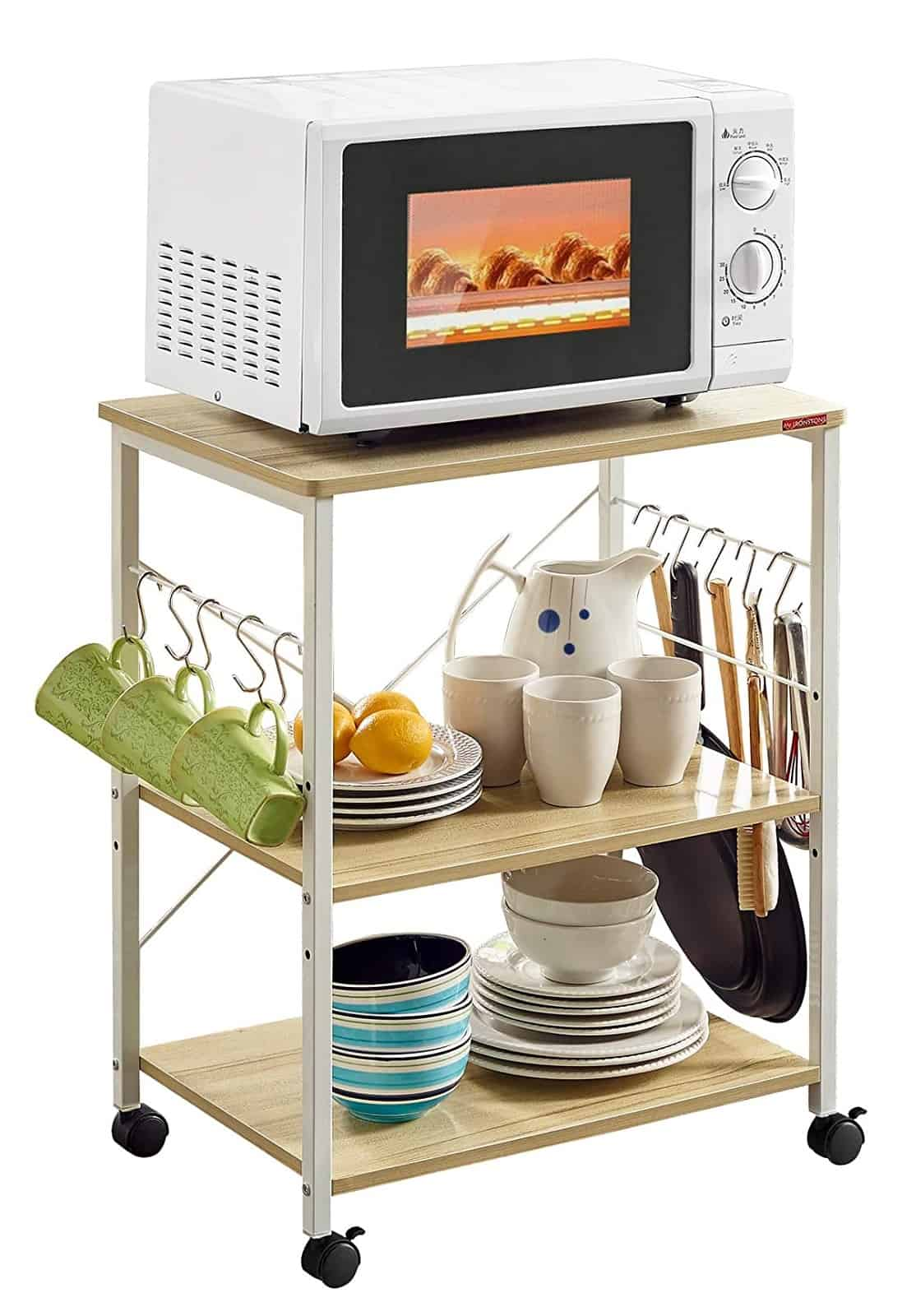 best microwave cart, the lot dallas, Mr IRONSTONE