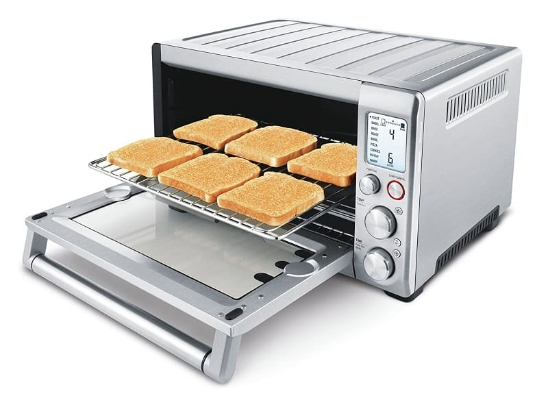 best under cabinet toaster oven, the lot dallas, Breville BOV800XL