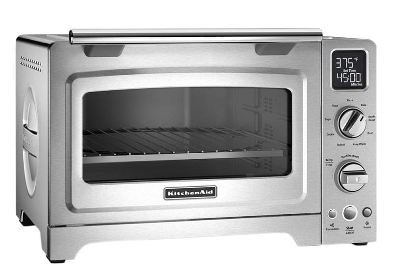 best under cabinet toaster oven, the lot dallas, KitchenAid