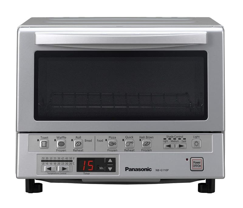 best under cabinet toaster oven, the lot dallas, Panasonic FlashXpress Compact